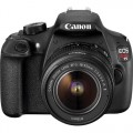 Canon - EOS Rebel T5 DSLR Camera with 18-55mm IS Lens - Black.