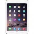 Apple - iPad mini 3 with Wi-Fi + Cellular - 16GB (Unlocked) - Pre-Owned - Gold
